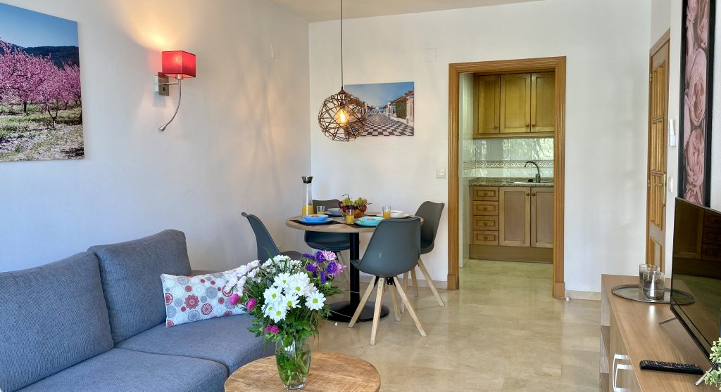 Siroco - Gemelos 22 - Living Room